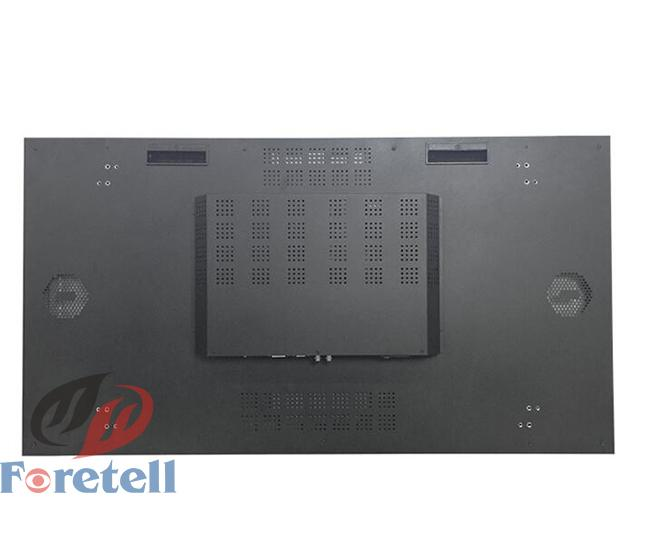 Software modificado para requisitos particulares panel LCD video monopantella del sistema Samsung de la pared del LCD de la exhibición