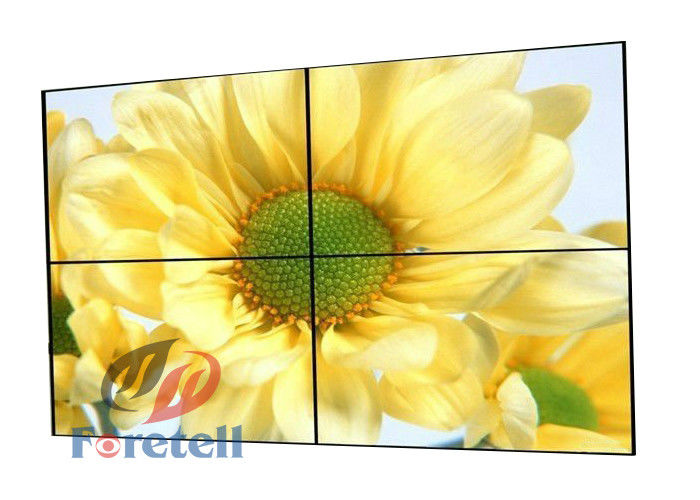 4k Hd Monitor LG 55 Video Wall , Multi Display Wall LCD Screen For Exhibition Hall