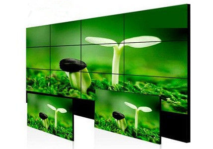 46 Inch HD HDMI 3.9mm samsung LCD Video Wall Display 500lm brightness